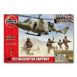 1:48 HELICOPTER SUPPORT