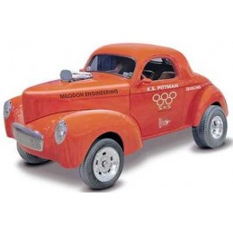 1:25 WILLYS DARG COUPE