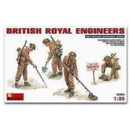 1:35 BRITISH ROYAL ENGINEERS