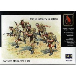 1:35 BRITISH INFANTRY IN...