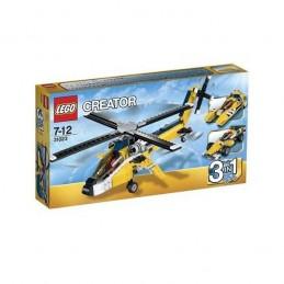 LEGO HELICOPTERO VELOZ