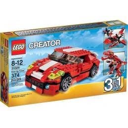 LEGO COCHE DEPORTIVO