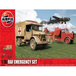 1:76 RAF EMERGENCY SET
