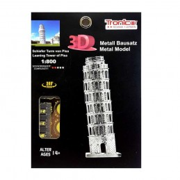 TRONICO 3D METAL TORRE PISA...