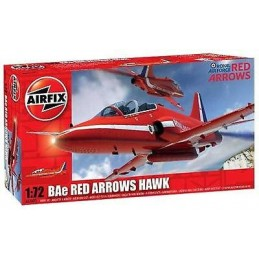 1:72 RAF RED ARROWS HAWK