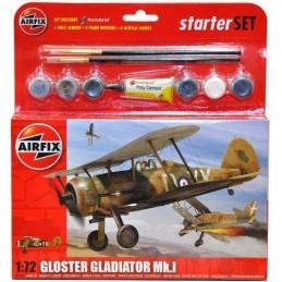 1:72 GLOSTER GLADIATOS Mk.L
