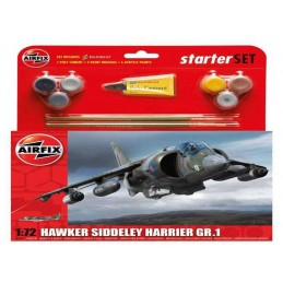 1:72 HAWKER SIDDELEY HARRIER