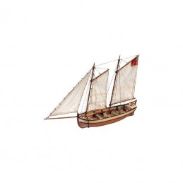 1:50 HMS ENDEAVOUR´S LONGBOAT