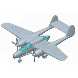1:72 US AIR P-61C BLACK WIDOW
