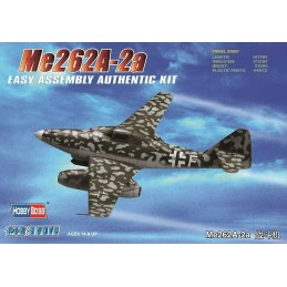 1:72 ME262A-2A EASY ASSEMBLY