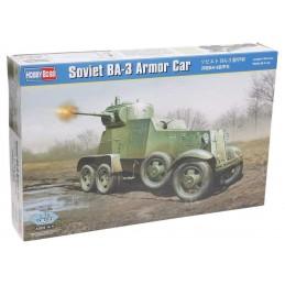 1:35 SOVIET BA-3 ARMOR CAR P-E
