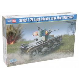1:35 SOVIET T-26 INFANTRY...