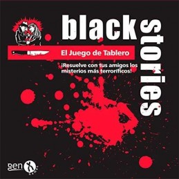 BLACK STORIES TABLERO -...