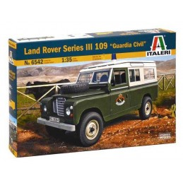 1:72 LAND ROVER SERIES III 109