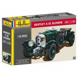 1:24 BENTLEY 4.5L BLOWER