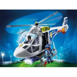 HELICOPTERO DE POLICIA CON...