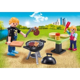 "MALETIN ""BARBACOA"" PLAYMOBIL"