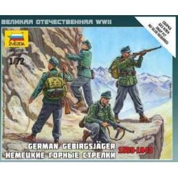1:72 GERMAN GEBIRGSJAGER