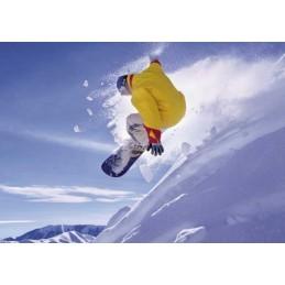 PUZZLE 500 P SNOWBOARD