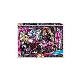 PUZZLE 200 P MONSTER HIGH