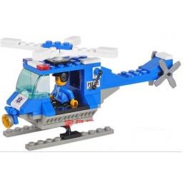 SLUBAN POLICE HELICOPTER