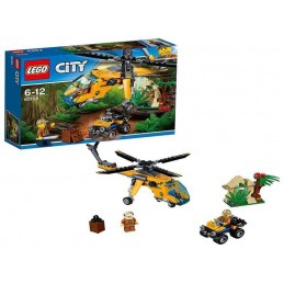 LEGO CITY: JUNGLA:...