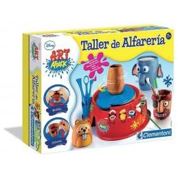 TALLER DE ALFARERIA - ART...