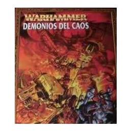 WARHAMMER DEMONIOS DEL CAOS