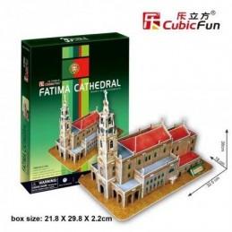 CATEDRAL DE FATIMA 3D PUZZE