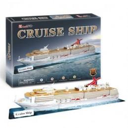 GRUISE SHIP 3D PUZZLE