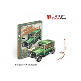 ANTIQUE AUTOMOBILE 4 - 3D...