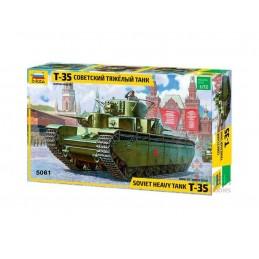 1:72 T-35 SOVIET HEAVY TANK...