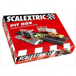 PIT BOX para SCALEXTRIC...