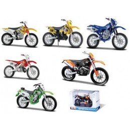 1:18 MOTOS CROSS SPECIAL...