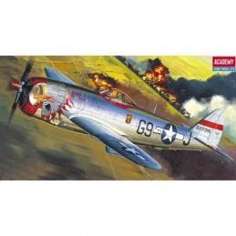 1:72 P-47D THUNDER BUBBLE TOP