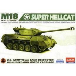 1:35 M18 SUPER HELLCAT