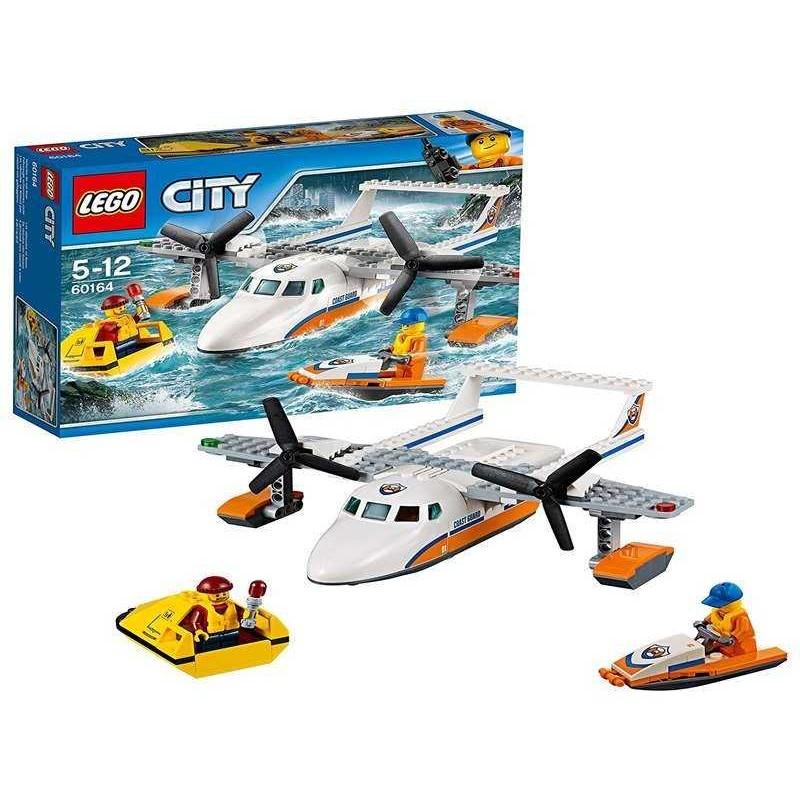 Rescate Lego CityAvion De Maritimo CityAvion Lego CityAvion De Maritimo Lego Rescate AjL45R3