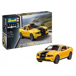1:25 FORD MUSTANG GT 2010