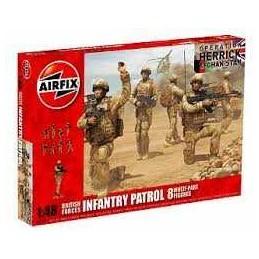 1:48 MODERN BRITISH ARMY...