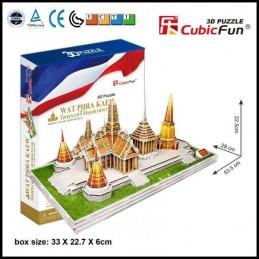 WAT PHRA KAEW TAILANDIA 3D...