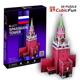 SPASSKAYA TOWER 3D PUZZLE