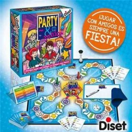PARTY & CO. JUNIOR - JUEGO...