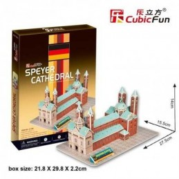 CATEDRAL SPEYER 3D
