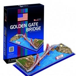 GOLDEN GATE 3D PUZZLE