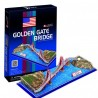 GOLDEN GATE 3D PUZZLE