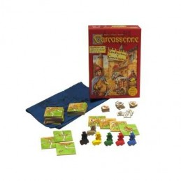 CARCASSONNE, CONSTRUCTORES...