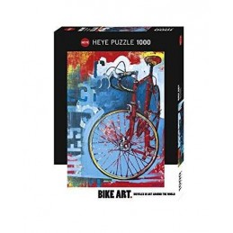 PUZZLE 1000 RED LIMITED
