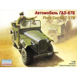 1:35 FIELD CAR GAZ-67B
