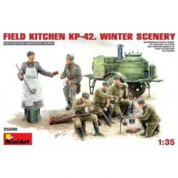 1:35 FIELD KITCHEN KP-42....
