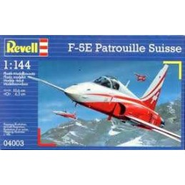 1:144 F-5E PATROUILLE SUISSE
